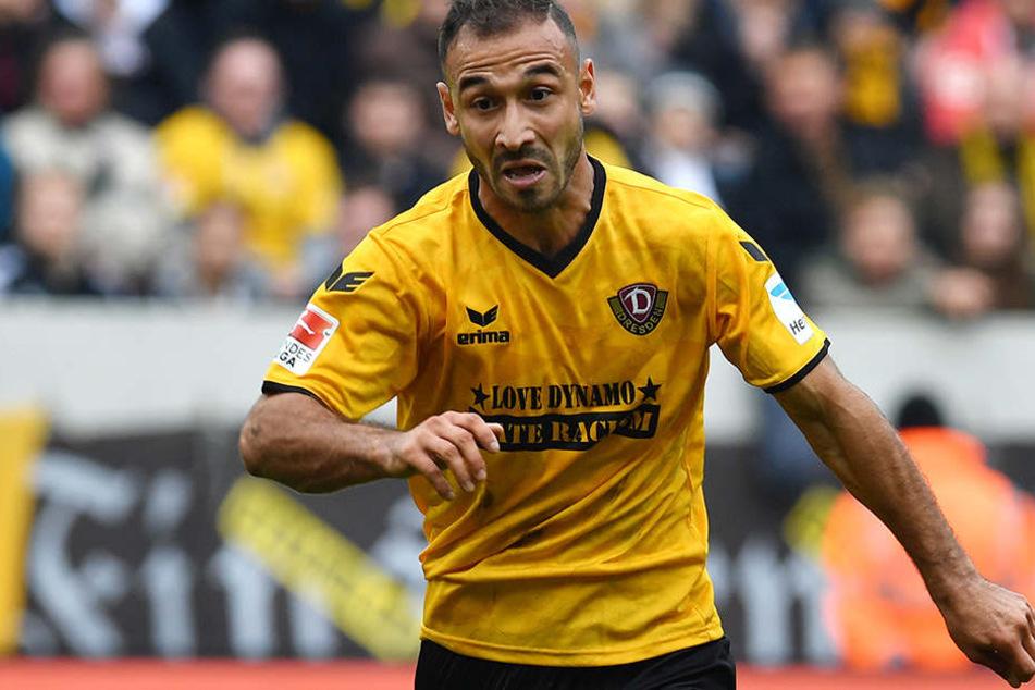 Akaki Gogia (24) traf gegen Braunschweig.
