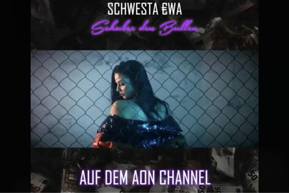 """Screenshot aus dem vorab veröffentlichten Video-Ausschnitte zu """"Schubse den Bullen""""."""