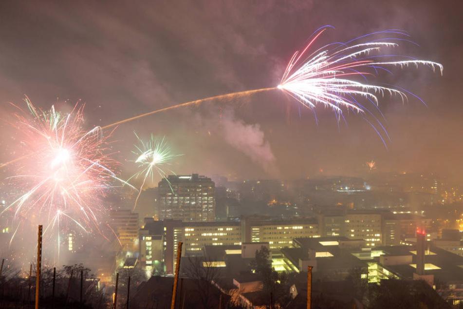 Zu Silvester gilt an einigen Stellen Böller- und Feuerwerksverbot.