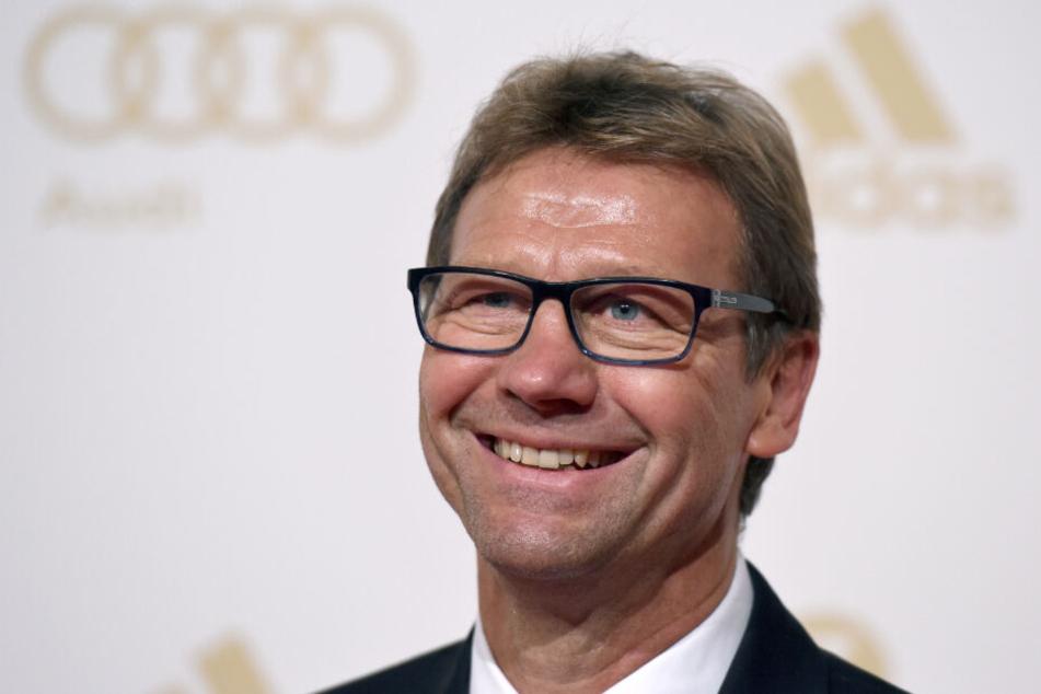 Guido Buchwald, ehemaliger VfB-Spieler und Aufsichtsrat.