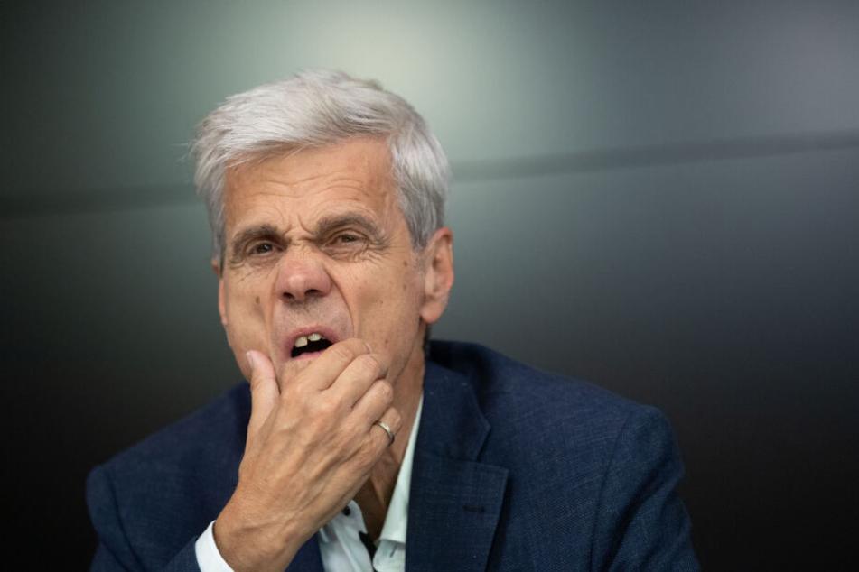 Wolfgang Gedeon (72) ist Landtagsabgeordneter der AfD in Baden-Württemberg.