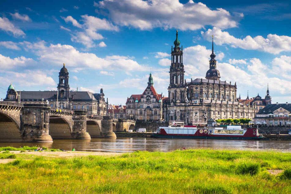 Auf Städtefahrt nach Dresden