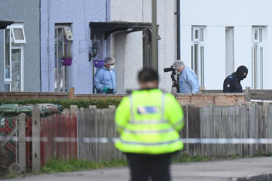 Nach Terroranschlag in London: Polizei nimmt zweiten Verdächtigen fest