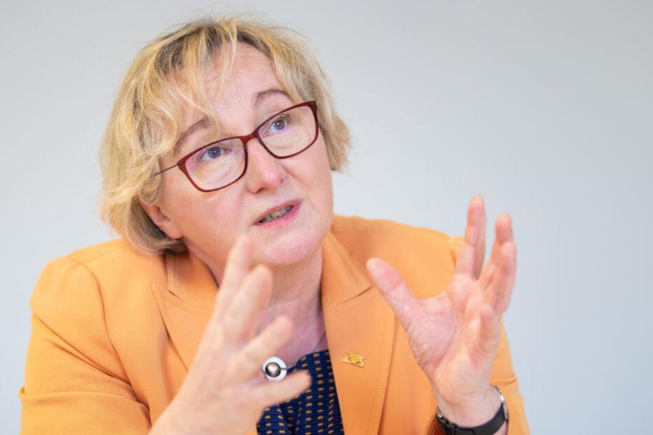 """Wissenschaftsministerin Theresia Bauer (Grüne) wehrt sich gegen den Vorwurf, Baden-Württemberg sei eine """"Tierversuchshochburg""""."""