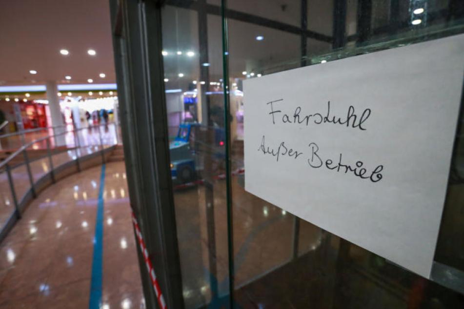 Das Jahnplatz Forum hat in den letzten Jahren immer mehr an Attraktivität verloren.