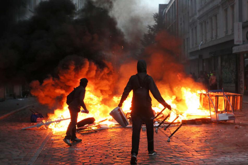 Die Proteste gegen den G20-Gipfel in Hamburg wurden durch Ausschreitungen überschattet.