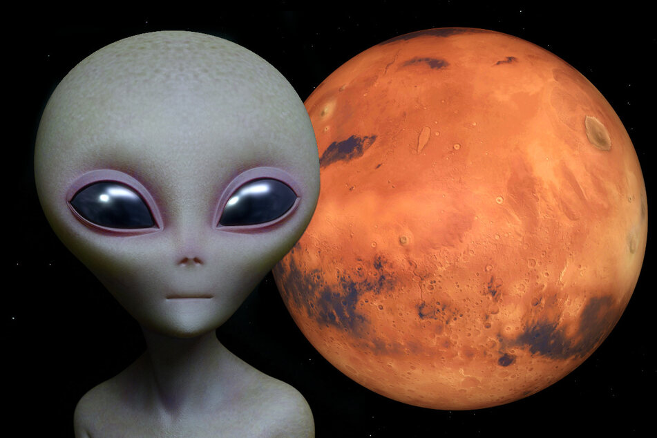 Aliens under the surface of Mars? New study provides revolutionary clues