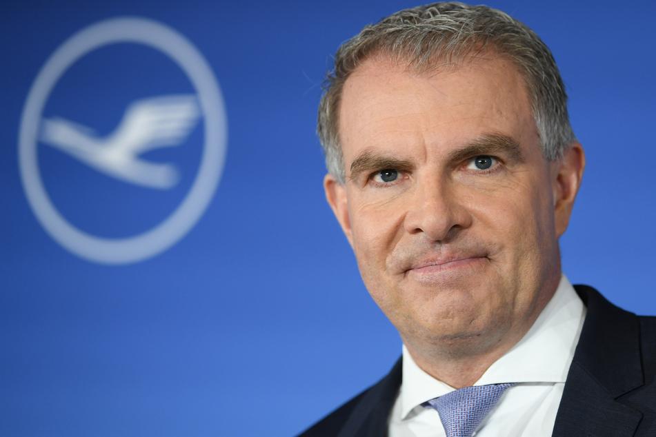 Carsten Spohr (53), Vorstandsvorsitzender der Deutsche Lufthansa AG.