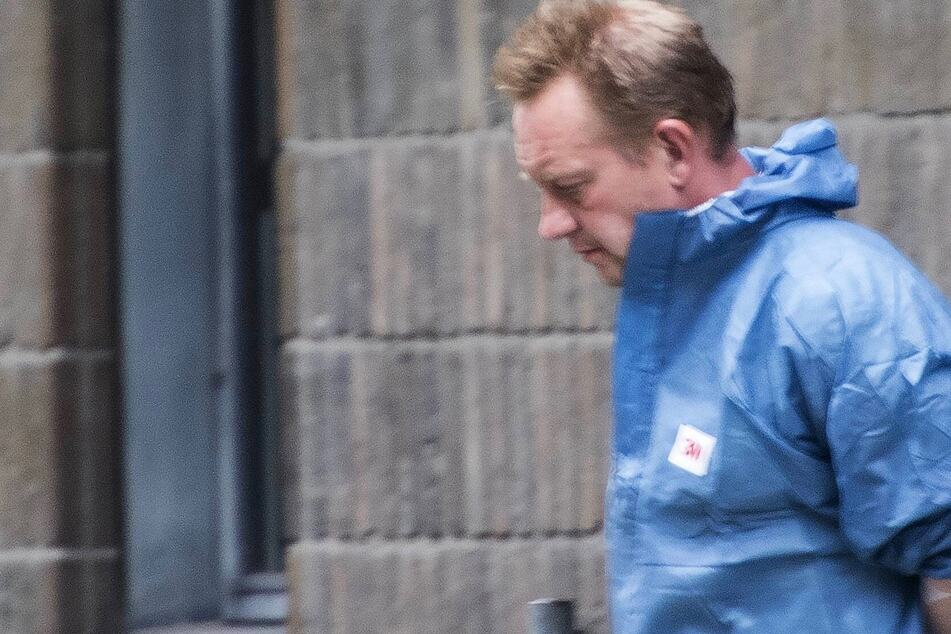Danish killer briefly escapes prison, denies he received any help