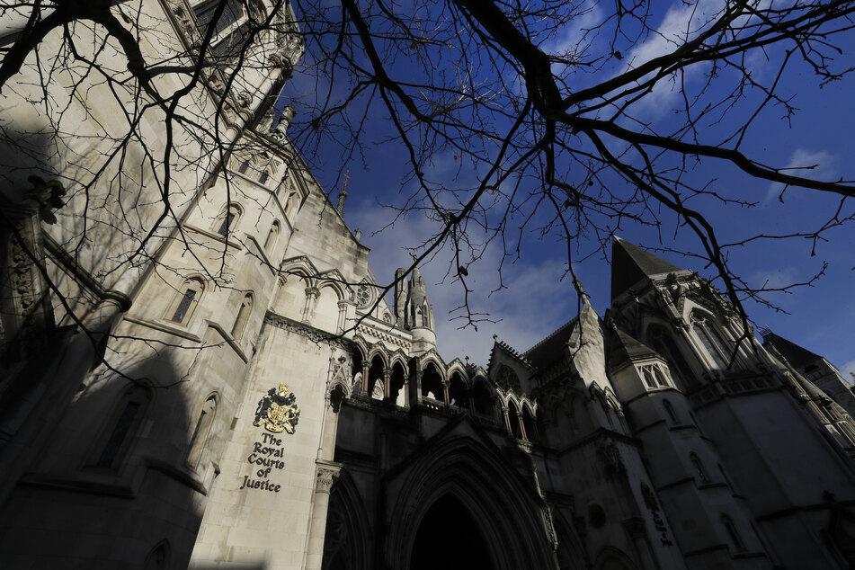 """Am obersten Königlichen Gerichtshof in London wird der Streit zwischen Meghan (39) und der """"Mail on Sunday"""" verhandelt."""