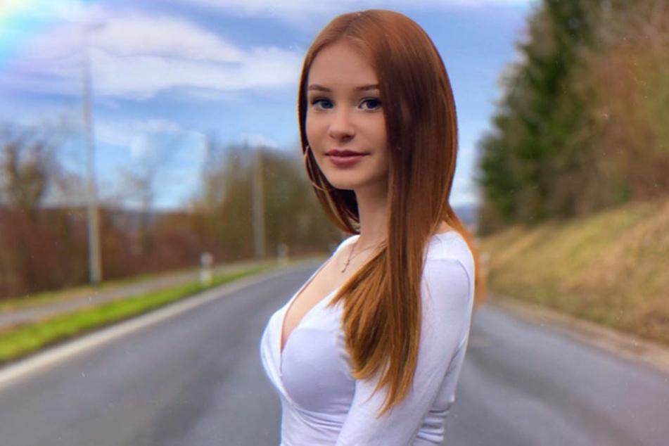 Die 17-Jährige aus Bayern startete mit TikTok durch.