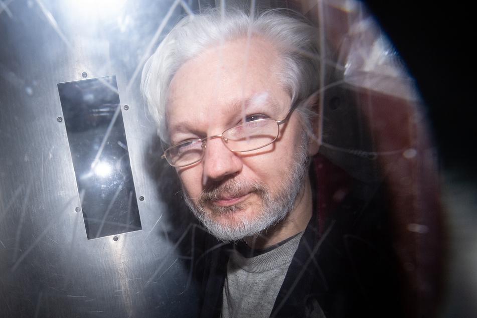 Wikileaks-Gründer Julian Assange (50) drohen nach wie vor 175 Jahre Haft in den USA.