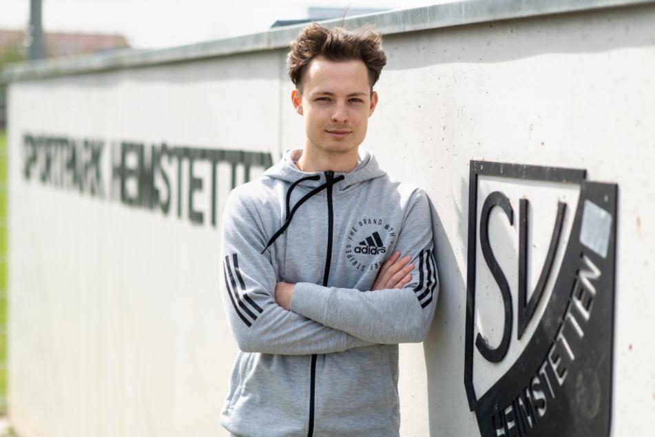 Der 19-Jährige Viertliga-Spieler ist Enkel von Fußball-Legende Franz Beckenbauer.