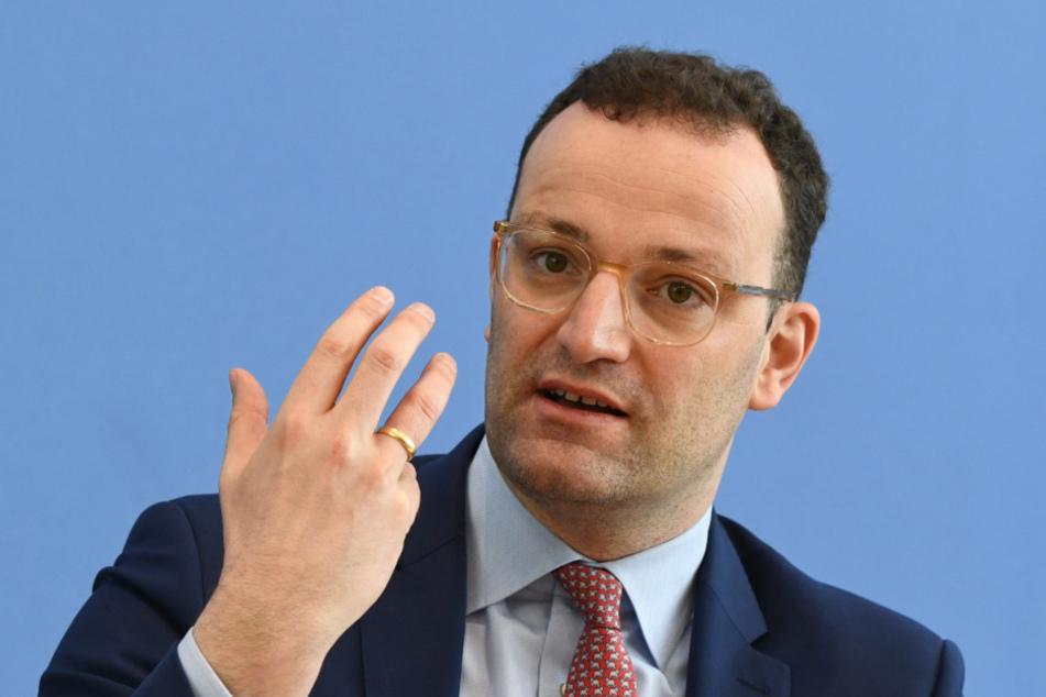 Bundesgesundheitsminister Jens Spahn warnt vor zu frühen Lockerungen der Beschränkungen.