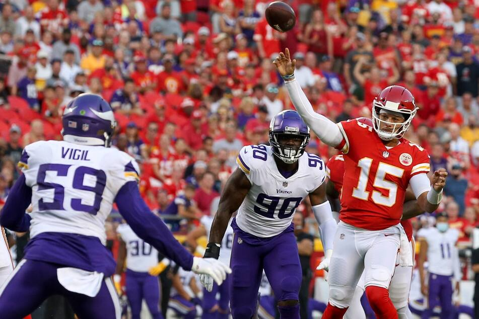 NFL: The Vikings were no match for the Chiefs as Week 3 of the preseason wraps up
