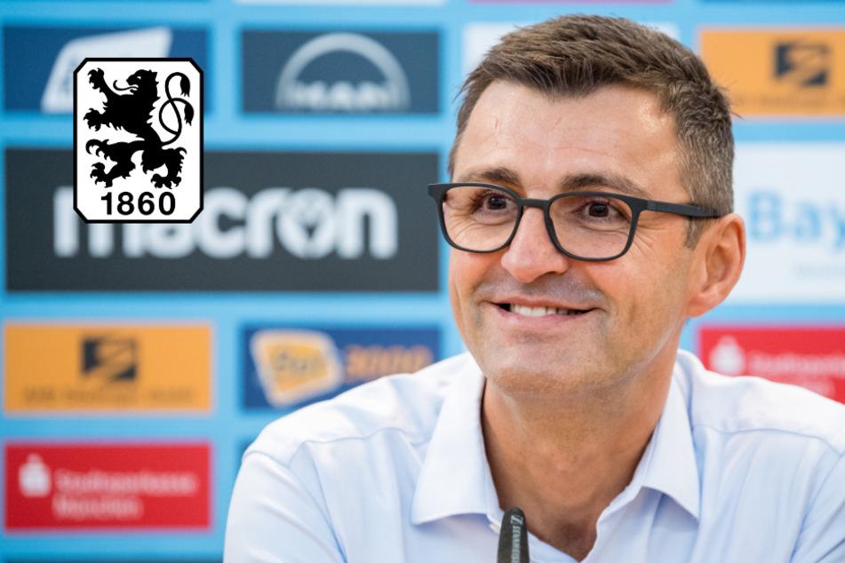 TSV 1860 vor Kracher gegen Dresden: Löwen-Coach Köllner schwärmt von Dynamo