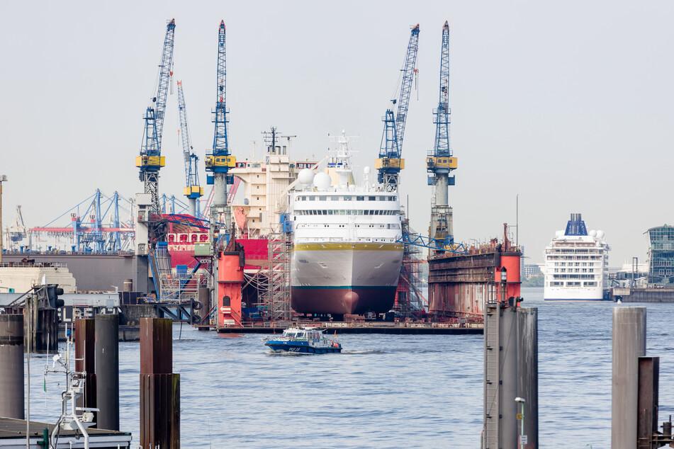 Die Corona-Krise bedeutet für die deutschen Werften und ihre Zulieferer einen herben Rückschlag.