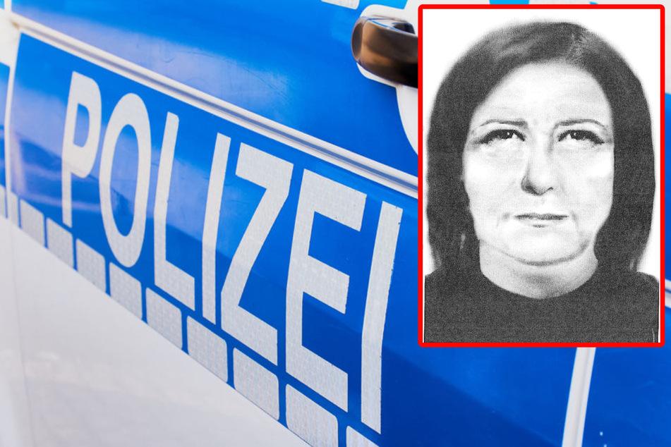 Aufgrund von Zeugenaussagen konnte die Polizei dieses Phantombild anfertigen. Wer kennt die Frau?