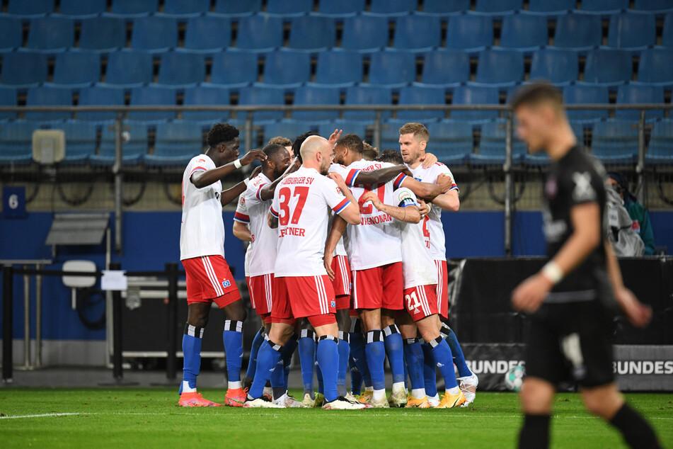 Durch den deutlichen 5:1-Sieg gegen den 1. FC Nürnberg meldeten sich die Rothosen fulminant im Aufstiegskampf der 2. Bundesliga zurück.