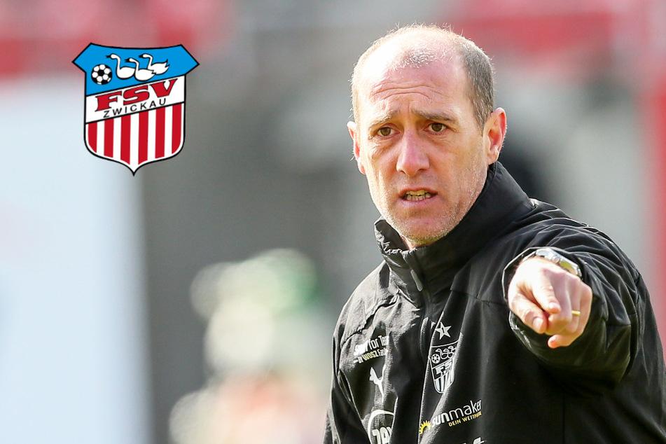 """Schon zehn Schiri-Fehler! FSV-Coach Joe Enochs: """"Sie geben ihr Bestes, keine Absicht!"""""""