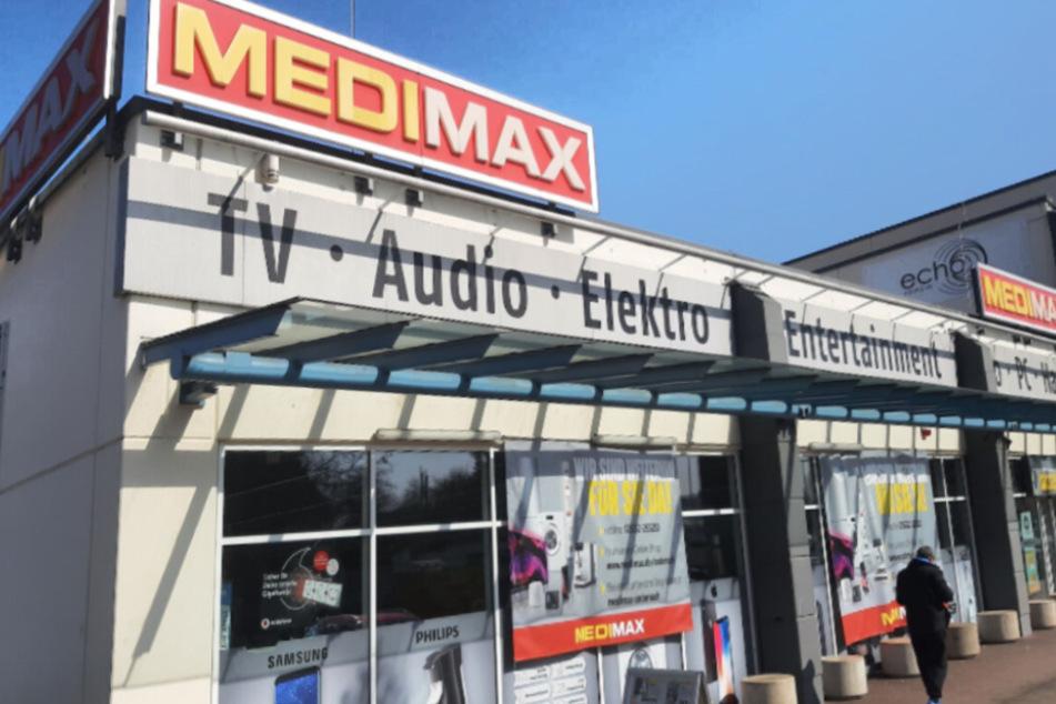 MEDIMAX muss schließen und gibt ab Samstag (8.5.) mega Rabatte