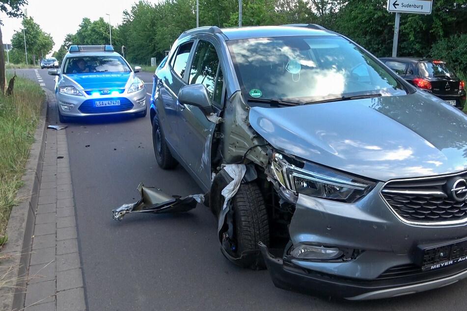 Der Unfall bleibt rätselhaft, die Polizei ermittelt.