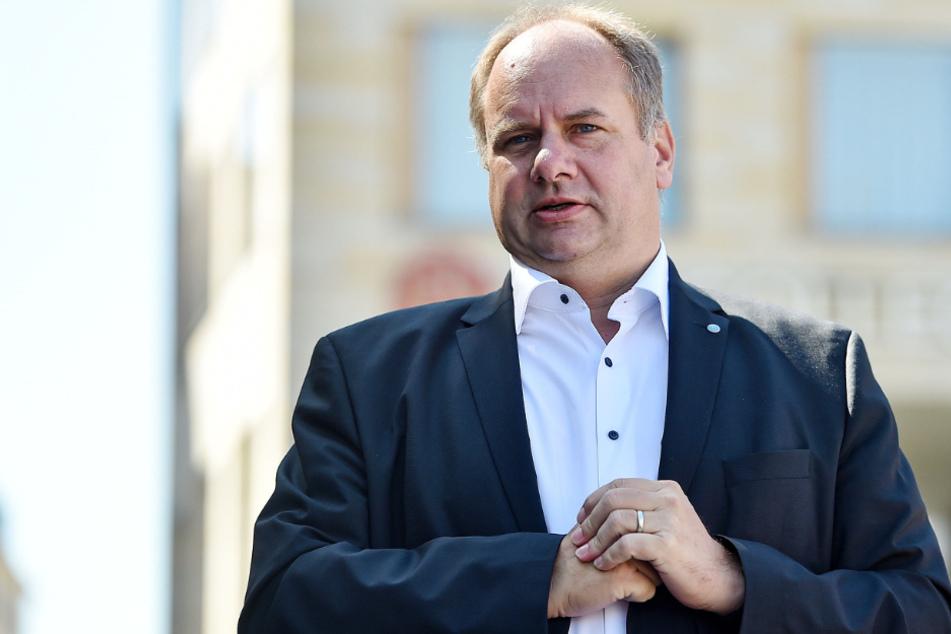 OB Hilbert will mit dem Verbot eine zusätzliche Belastung der Krankenhäuser verhindern.