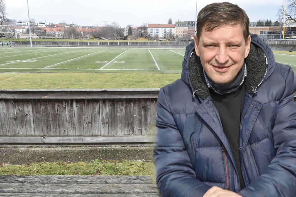 Zur Einweihung waren die Bayern zu Gast: Dresdens erstes Fußball-Stadion wird 100