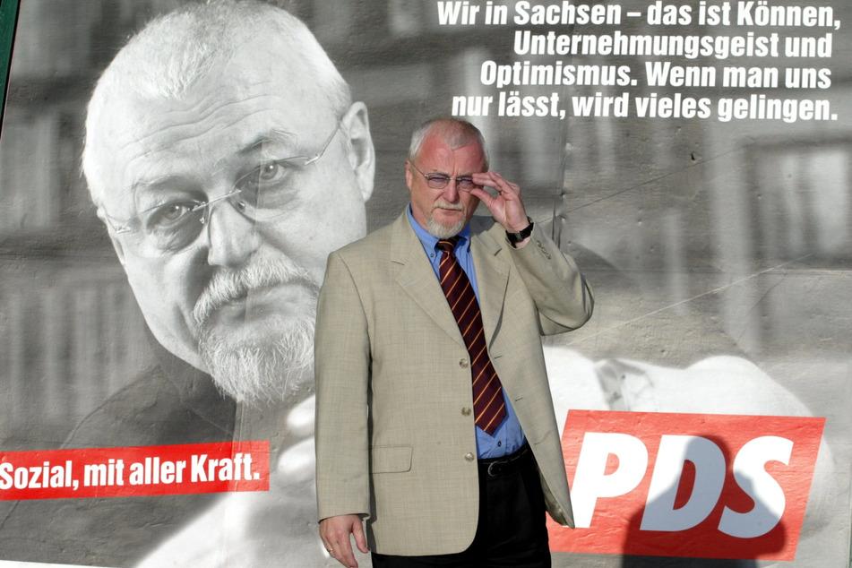 Umtost von IM-Vorwürfen im Wahlkampf 2004.