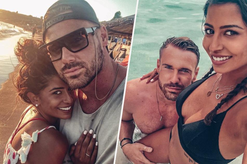 Eva Benetatou (28) und Freund Chris Stenz (31) werden Eltern.