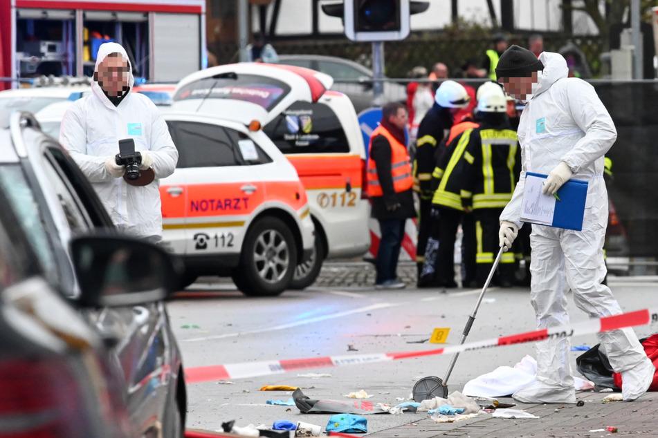 Die blutige Attacke in Volkmarsen im Februar 2020 sorgte bundesweit für Entsetzen.