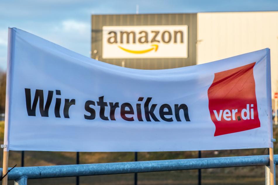 Verdi: Streik bei Amazon in Koblenz und Bad Hersfeld