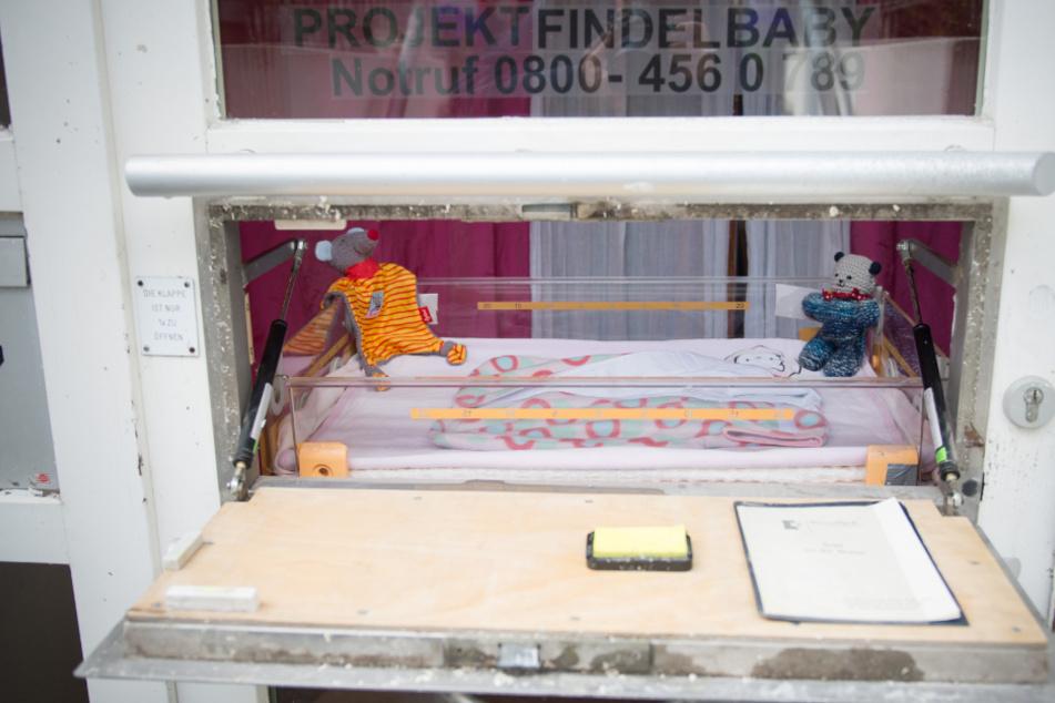 Hilfe für Mütter in Not: Vor 20 Jahren öffnete hier die erste Babyklappe Deutschlands