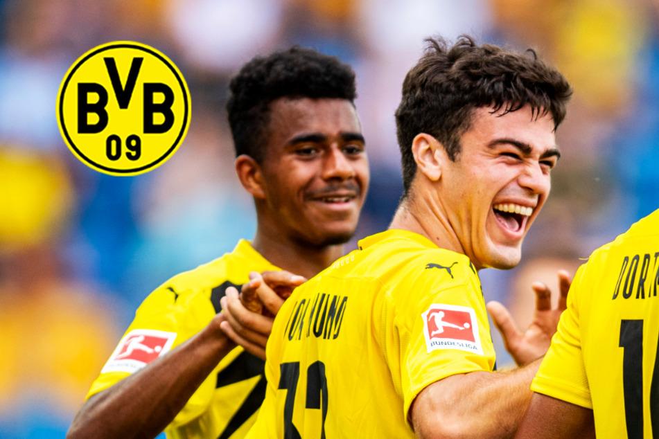 11:2! BVB gegen Austria Wien mit grandiosem Torfestival