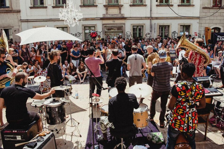 Mit diesem coolen Projekt wird in Dresden wieder gefeiert