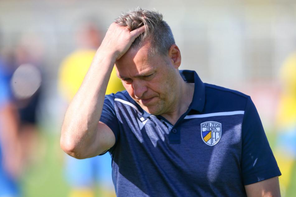 FCC-Trainer Dirk Kunert (53) und seine Mannschaft können nicht gegen die zweite Mannschaft von Hertha BSC antreten.