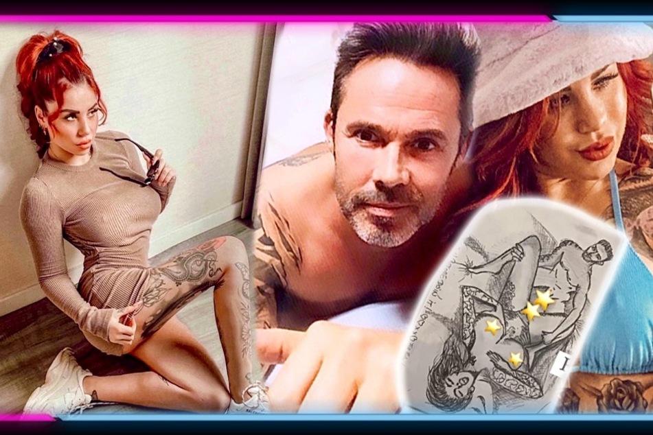 Beim Sex gezeichnet! Kate Merlan versteigert intimes Bild