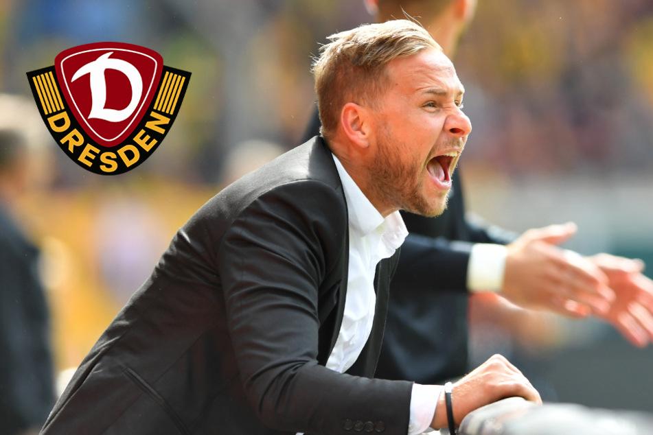 Dynamo-Beben: Pressesprecher Buschmann beurlaubt