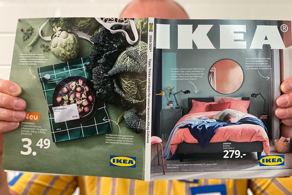 Der neue IKEA-Katalog.