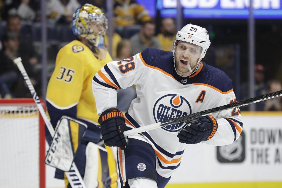 Eishockey-Star Leon Draisaitl schreibt NHL-Geschichte