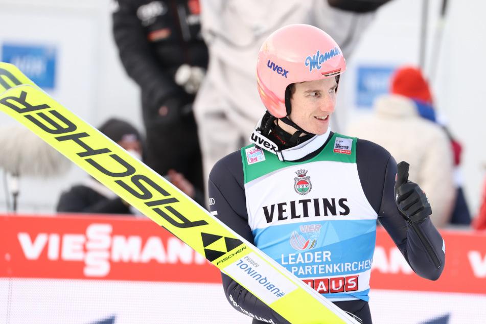 Vierschanzentournee: Karl Geiger springt bei Quali in Garmisch auf Platz 5