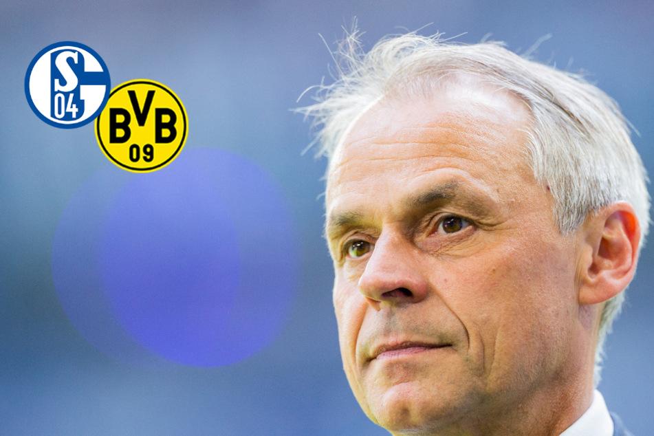 """""""Kein richtiges Derby"""": Schalke-Legende verblüfft mit Aussage vor Revierschlager gegen den BVB"""