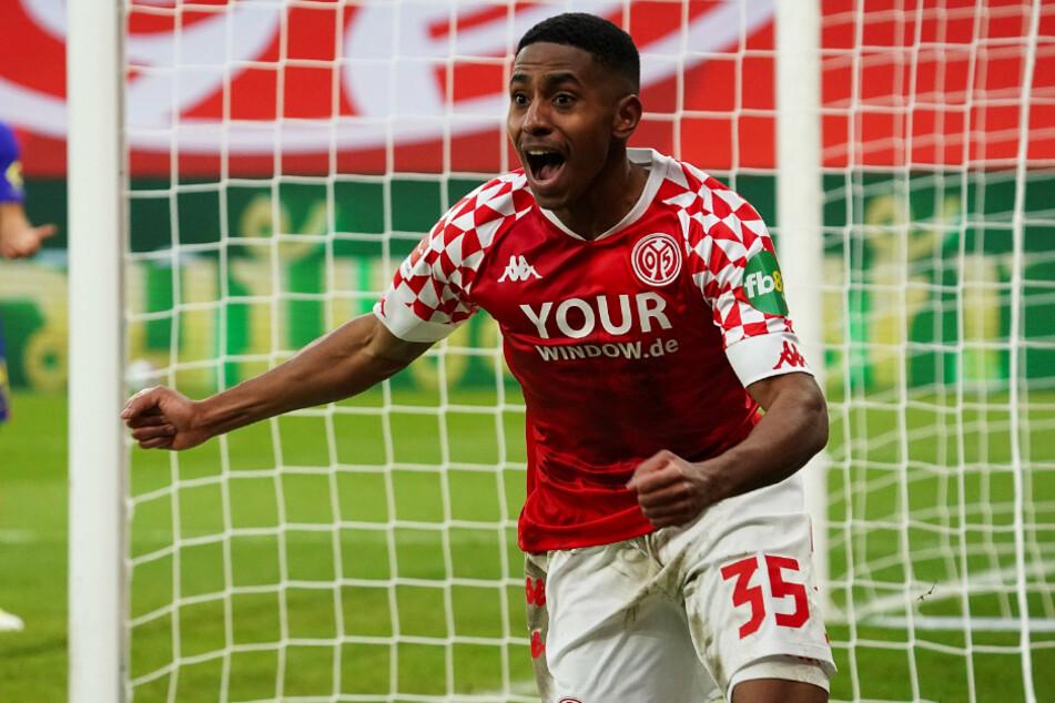 Leandro Barreiro ist erst der dritte Luxemburger, der in der Bundesliga traf. Mit seinem ersten Treffer für die Mainzer schoss er sein Team mit 3:2 gegen RB Leipzig in Führung.