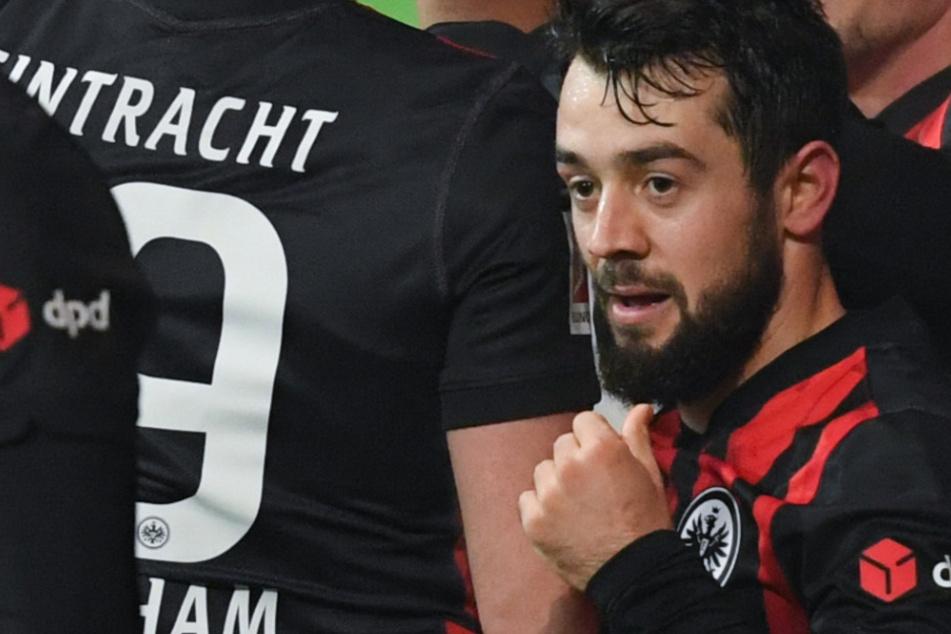 Wie lange werden wir Amin Younes (27) noch im Dress von Eintracht Frankfurt sehen?