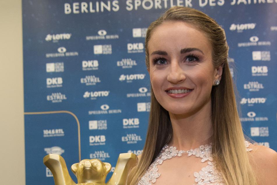 Para-Schwimmerin Elena Krawzow (27) war in der Oktoberausgabe 2020 des Playboys - seitdem leidet der Familienfrieden. (Archiv)