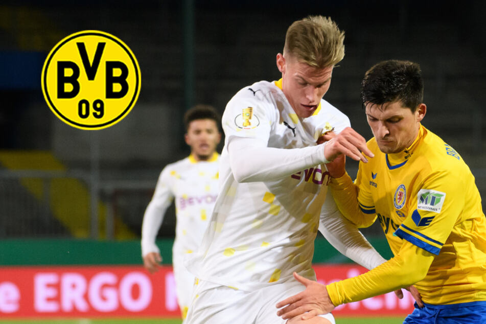 BVB-Märchen für Regionalliga-Stürmer? Reserve-Bomber winkt ein Profi-Vertrag!