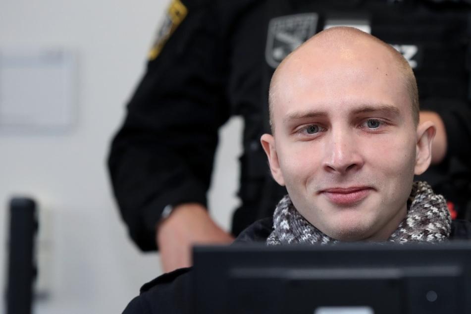 Höchststrafe für Halle-Attentat: Stephan Balliet rastet nach Urteils-Verkündung aus