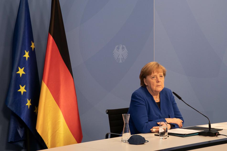 Coronavirus: Laut Merkel soll Corona-Impfung für Jüngere schnell kommen