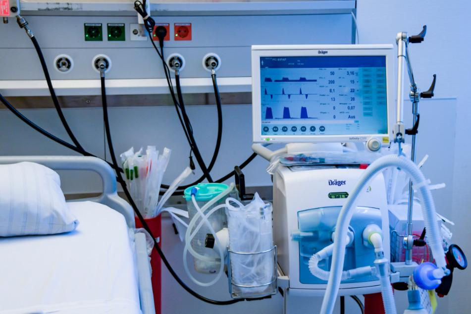 Die Zahl der Betten mit Beatmungsgerät konnte am UKE erhöht werden.