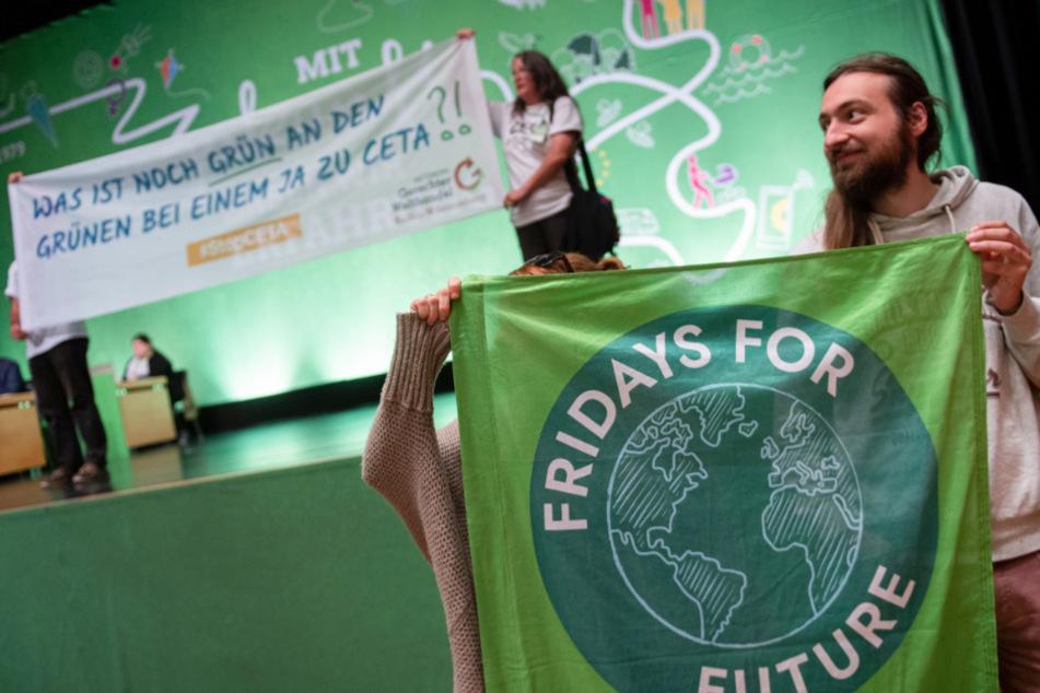 Fridays for Future unterstützt keine Partei und distanziert sich von Klimaliste BW